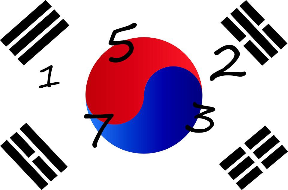 Números en coreano