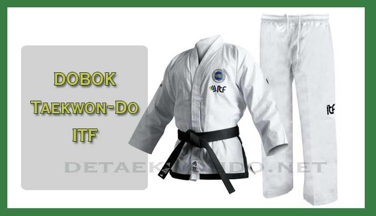 Traje de taekwondo DOBOK