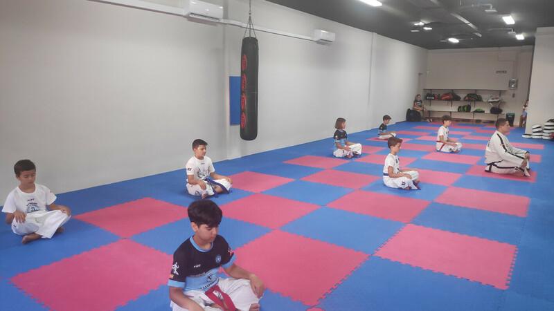 Club invictus taekwondo Málaga