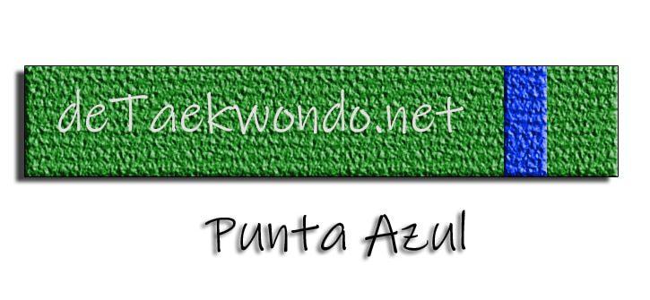 Examen TEST para cinturón Punta Azul Taekwondo