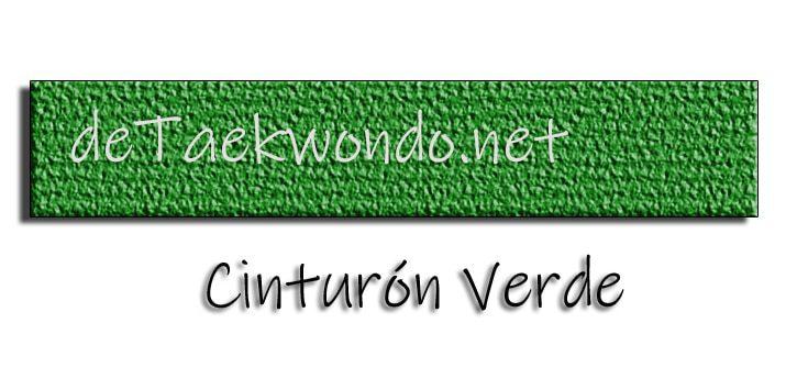 Cinturón verde