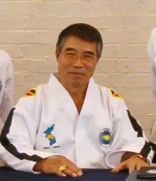 Gran Maestro Rhee Ki Ha