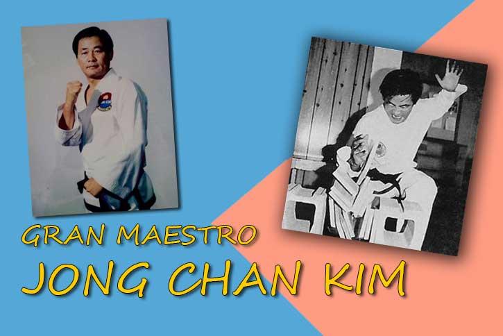 Gran Maestro Jong Chan Kim