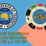 Escudo de taekwondo ITF