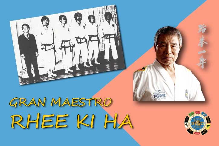 Historia de Rhee Ki Ha