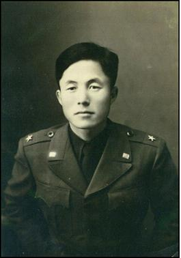 El joven Choi Hong Hi
