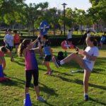 Entrenamientos Club Invictus taekwondo málaga