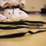 el respeto en taekwondo