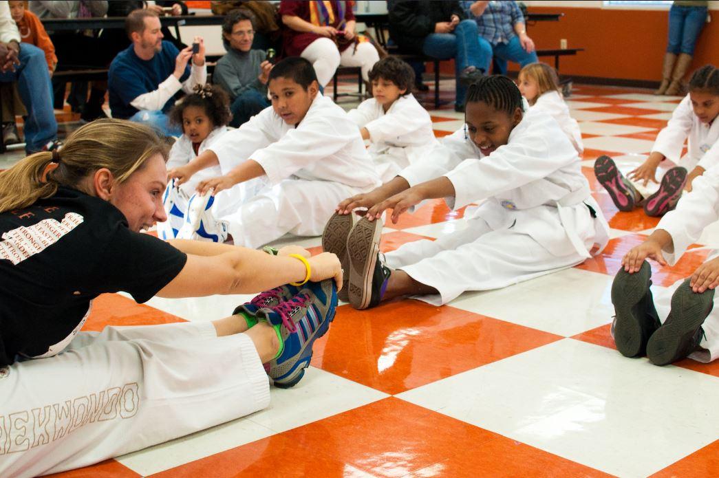 12 Beneficios del Taekwondo para niños