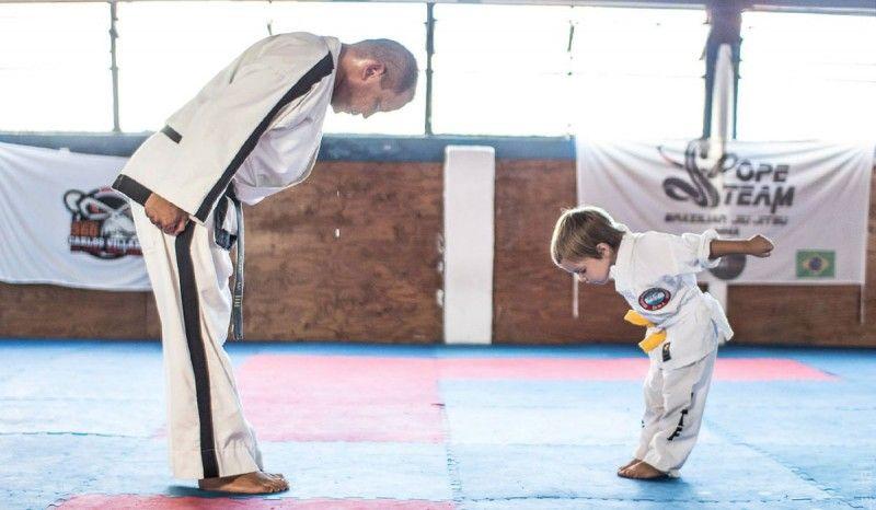 Vocabulario taekwondo