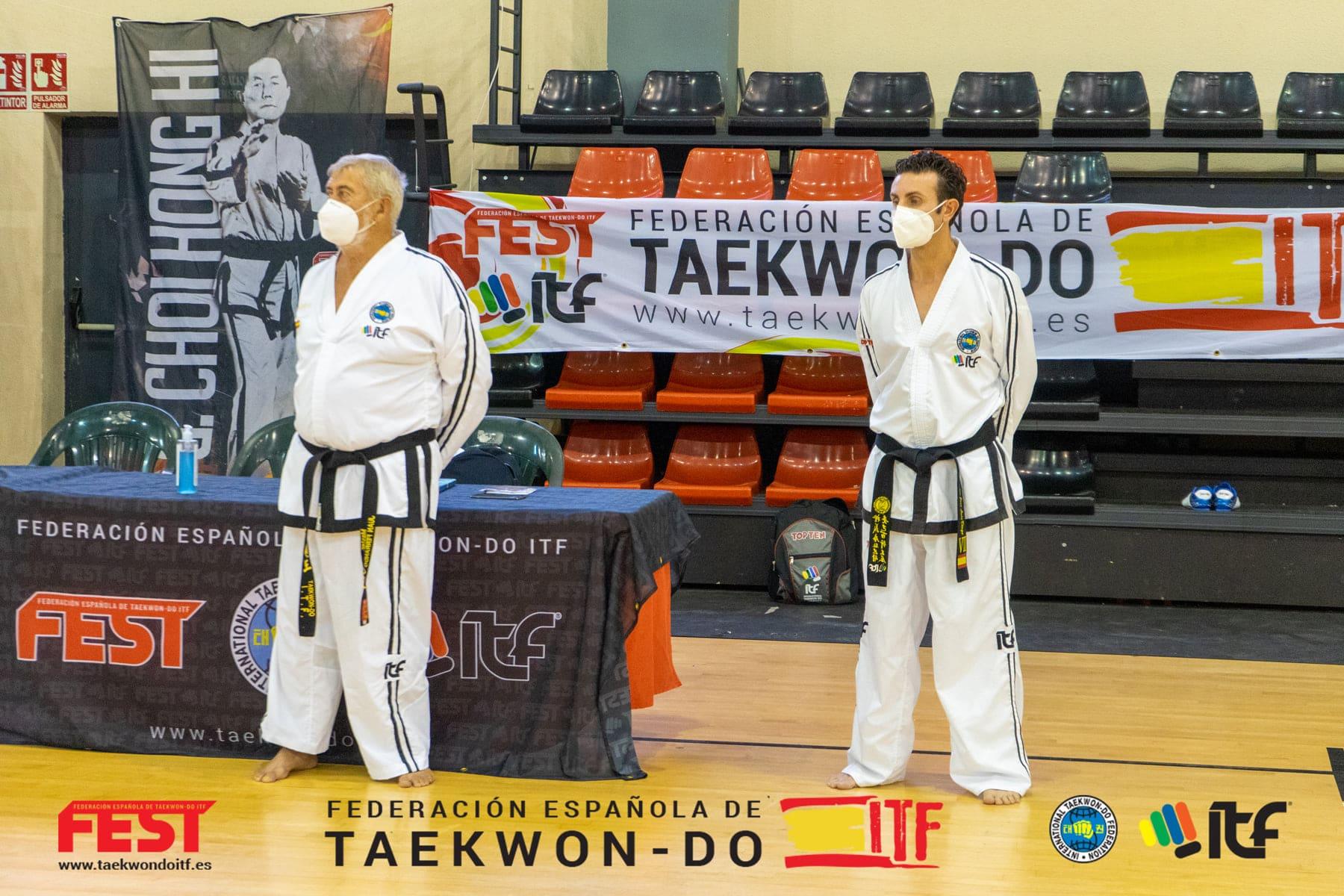 FEST - Federación Española de Taekwon-Do ITF