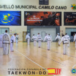 federacion española de taekwon-do itf