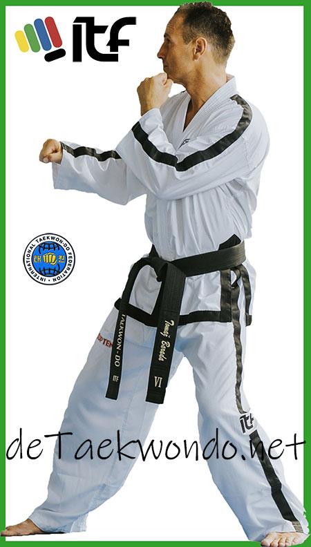 Traje taekwondo dobok sabunim