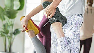 Cómo mejorar la flexibilidad Cuadríceps