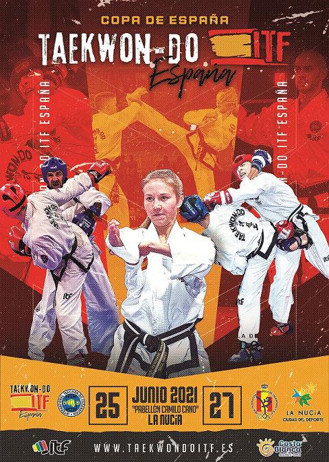 La nucia copa españa taekwondo 2021