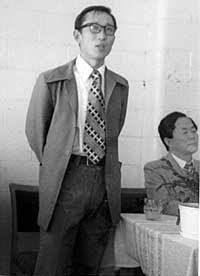 Gran Maestro Chang Keun Choi
