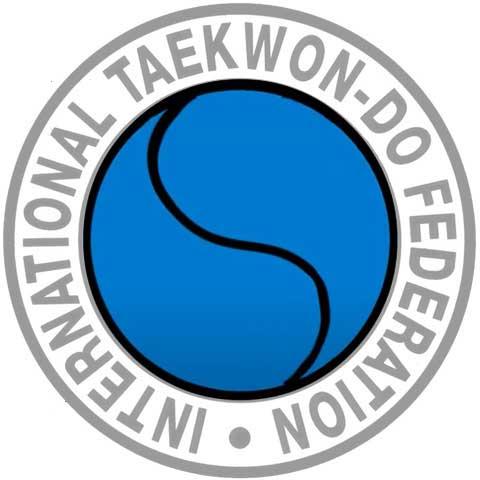 escudo ITF Ying Yang