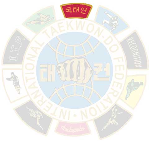 Taekwondo en coreano