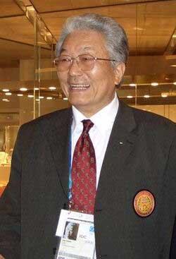 Chang Ung presidente de la ITF