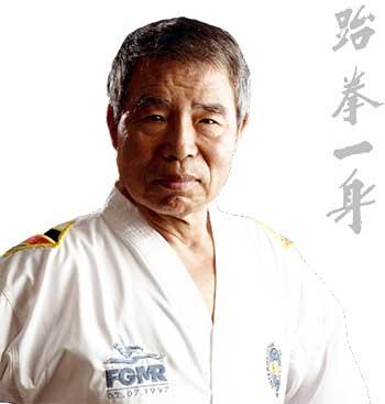 Rhee Ki Ha Gran Maestro pionero del taekwondo