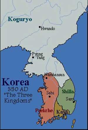 Pyeongyang reino que fundó Dangun